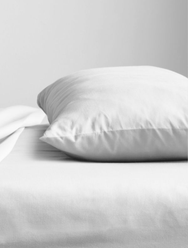 2 Pack Polycotton Pillowcases