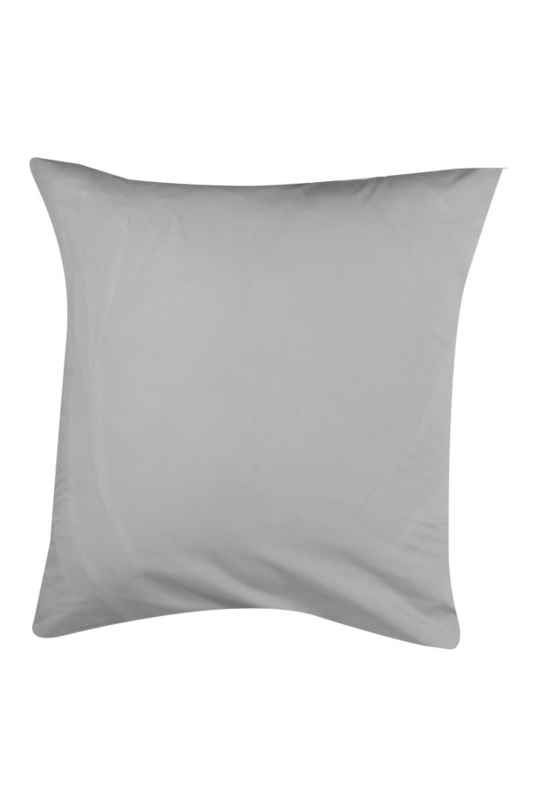 Percale Continental Pillowcase