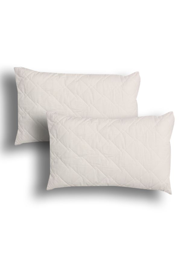 2 PACK PERCALE PILLOW INNER