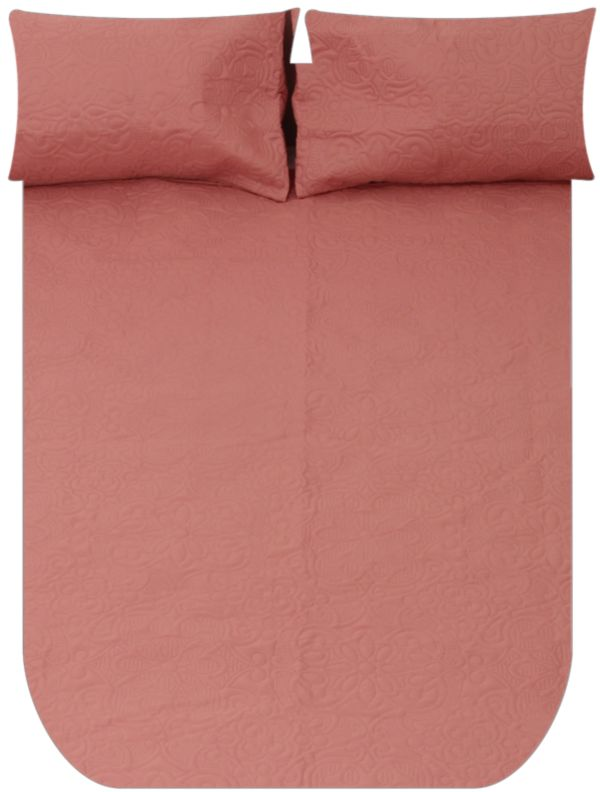 POLYESTER QUILTED DUVET COVER