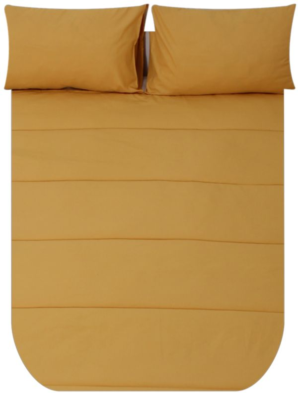 ECO-FRIENDLY POLYESTER COMFORTER