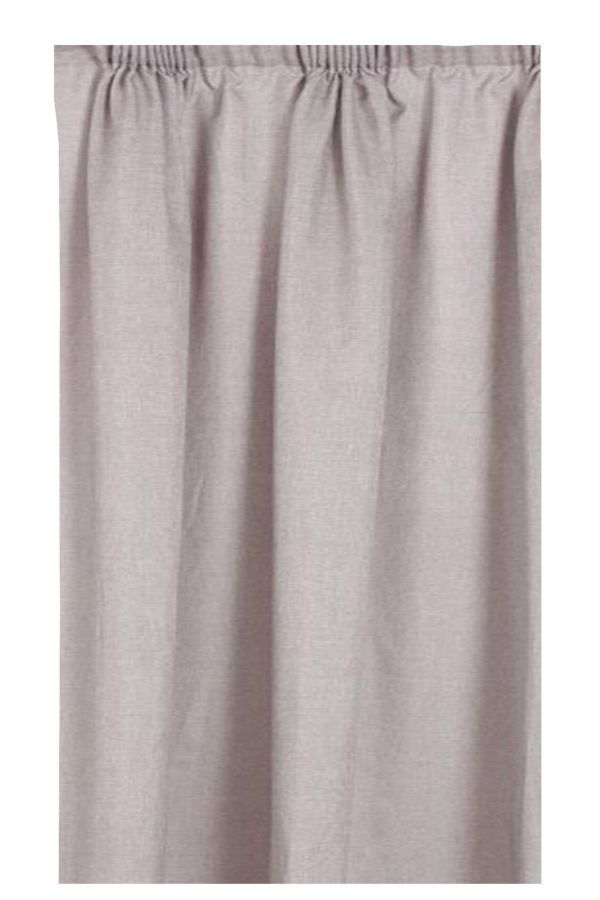 2 PACK MICROLINEN CURTAINS