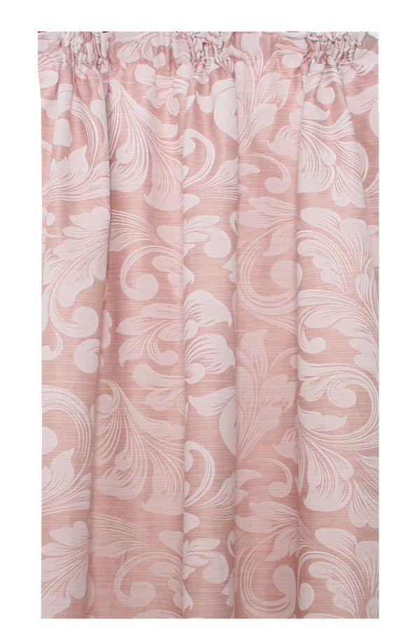 2 PACK LINED CURTAIN