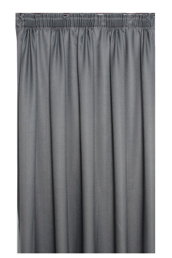 LYRA TAPED LINED CURTAIN