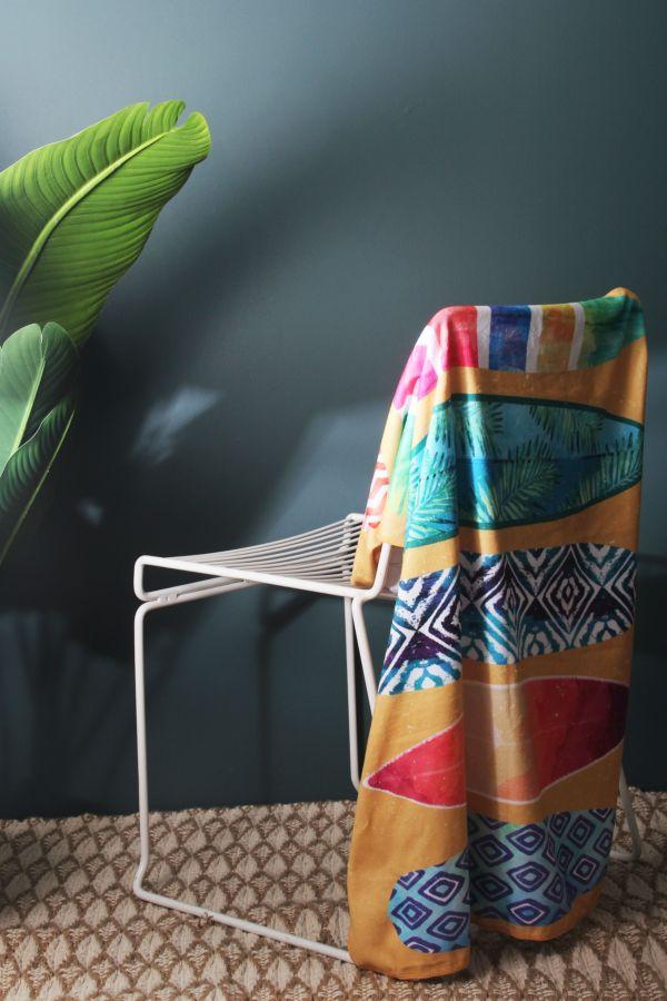 POOL TOWEL 130X70CM