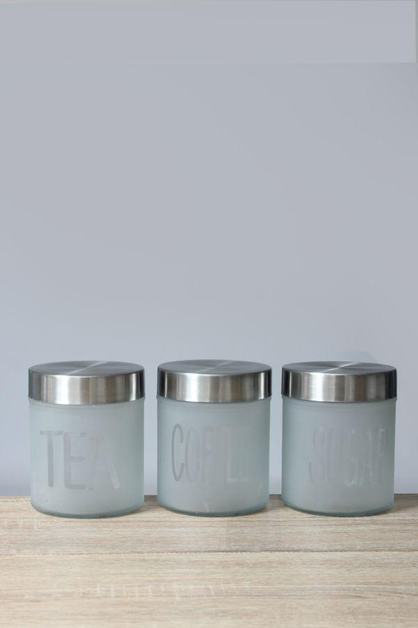 3 pack canister set