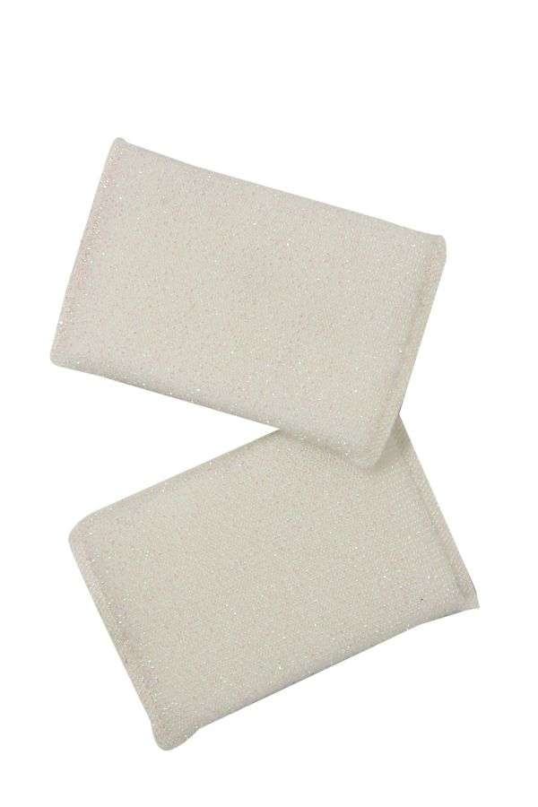 2 PACK CLEANING SCOURER