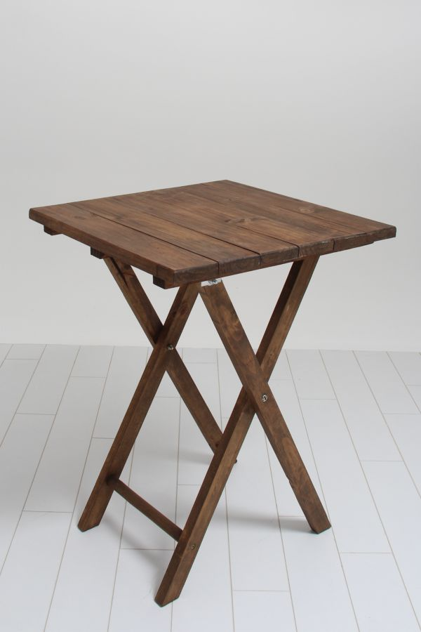 FOLD UP SIDE TABLE