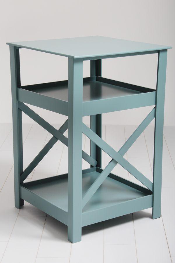 CRISS CROSS SIDE TABLE