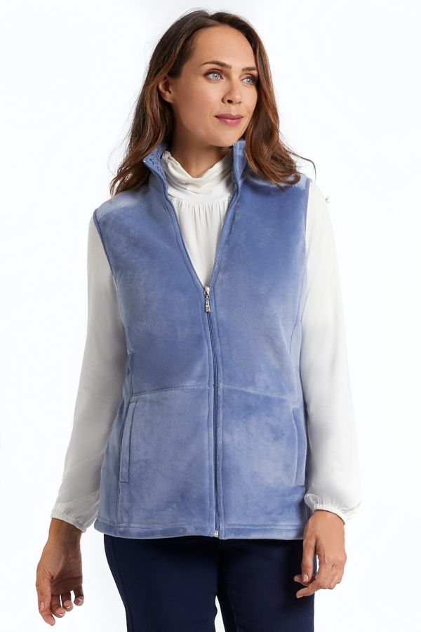 SHERPA LINED GILET