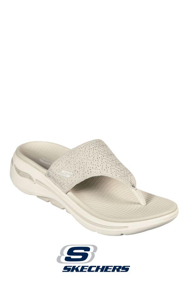 THONG SANDALS - GOwalk Skechers