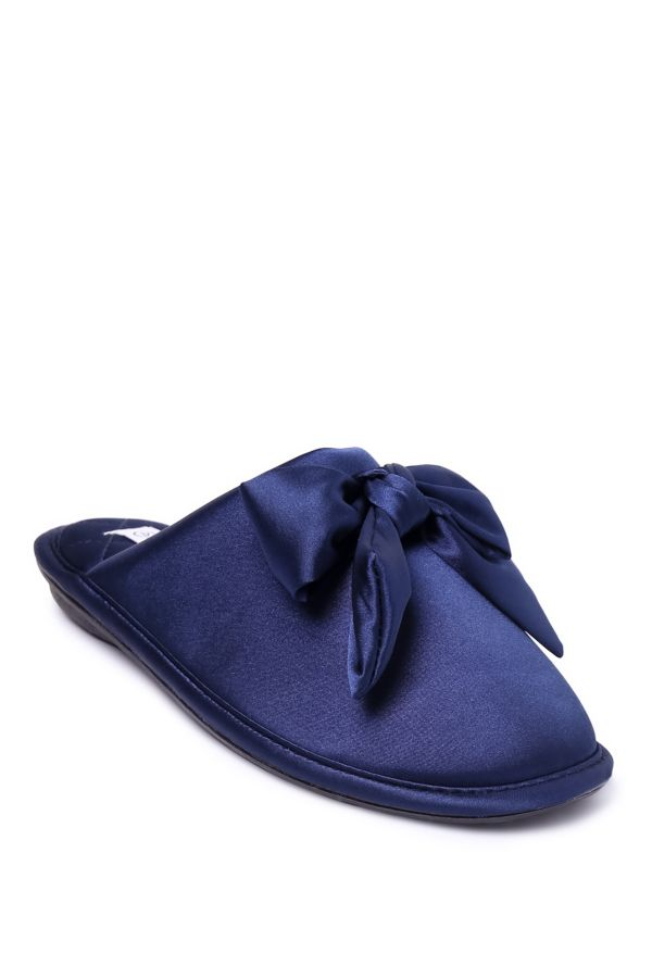 BOW TRIM SLIPPERS