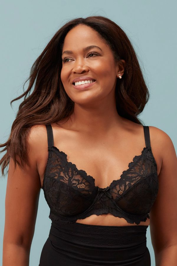 2 PACK LACE BRAS - DD CUP
