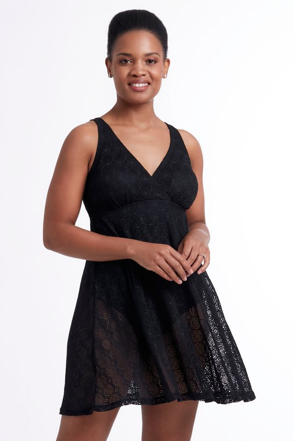 WONDERFIT SWIM DRESS