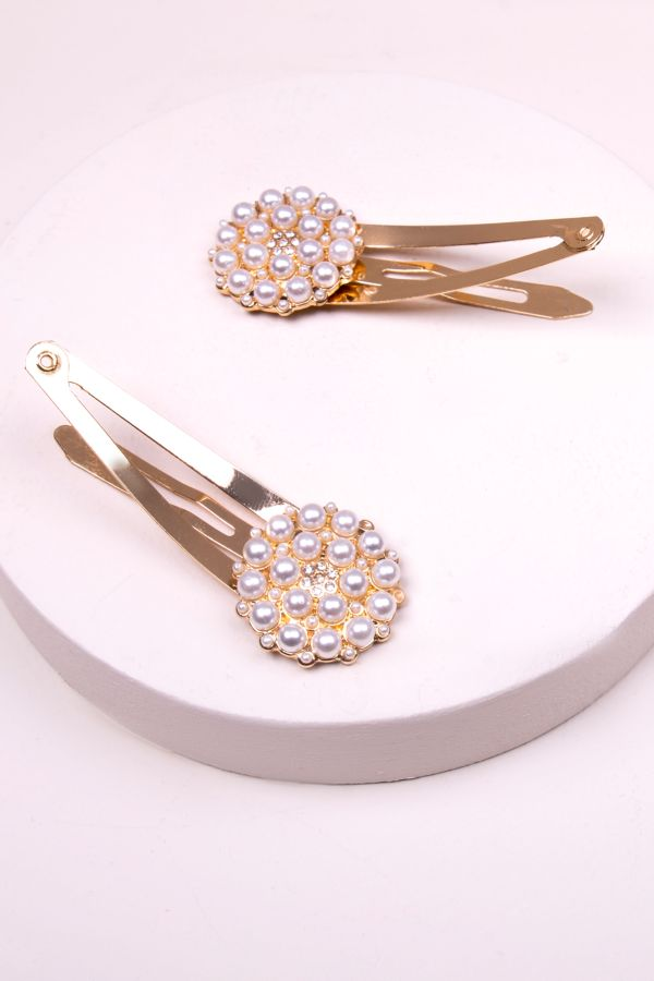 2 PACK HAIR CLIPS