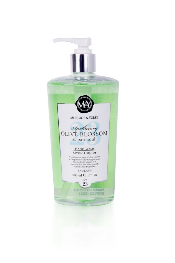 HAND WASH - Olive Blossom and Patchouli