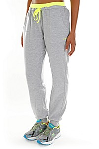 CUFFED FLEECE TRACKPANTS