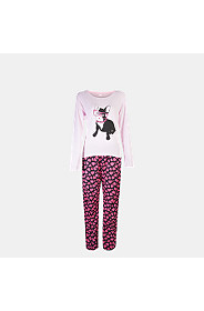 PUG COTTON SLEEP SET