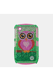 BLING OWL PHONE COVER