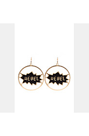 REBEL STATEMENT HOOPS