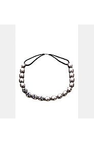 FACET BEAD HEADBAND