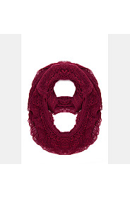 FRILLY SNOOD