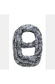 CAT PRINT SNOOD