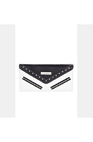ZIP STUD PURSE