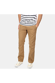 TAILORED FIT CHINO PANTS