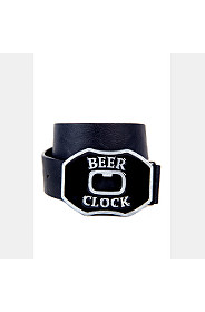 BEER BUCKLE BELT
