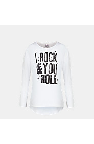 HI LOW ROCK T-SHIRT