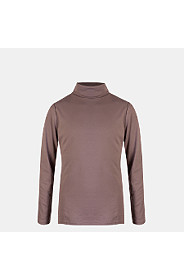 FITTED POLO NECK