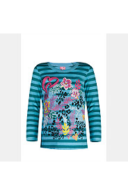 FLOWER PRINTED T-SHIRT