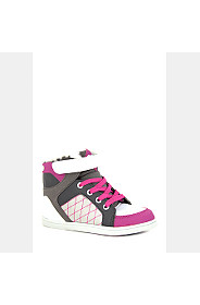 ATHLEISURE HI TOP