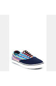 AZTEC LACE UP SHOE