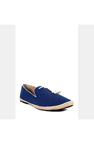SLIPPER CUT ESPADRILLE