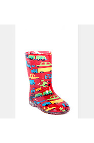 CAR PRINTED GUMBOOT