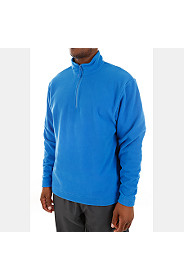 QUATER ZIP POLAR FLEECE TOP