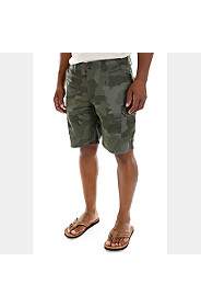 CAMO COTTON SHORTS