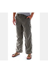 NYLON ZIP OFF TECHNICAL PANTS