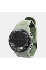 MULTI FUNCTIONAL RUBBER WATCH