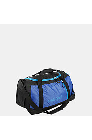 TOG BAG WITH CONTRAST ZIP