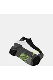 3 PACK TRAINER LINER SOCKS