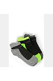 3-APCK TRAINER LINER SOCKS 8-12