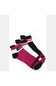 3-PACK ARCH SUPPORT SOCKS 8-12