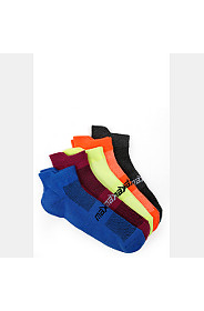 5-PACK ARCH SUPPORT SOCKS 8-12