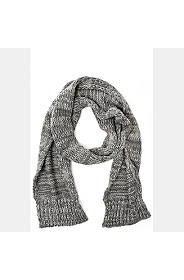 OMBRE KNIT SCARF