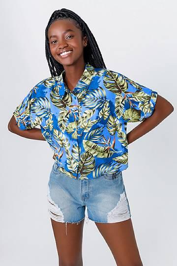 Resort Boxy Shirt