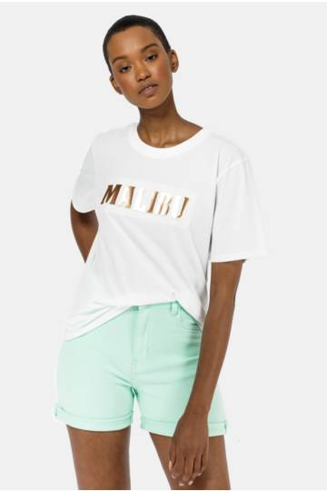 Statement Slouchy T-shirt