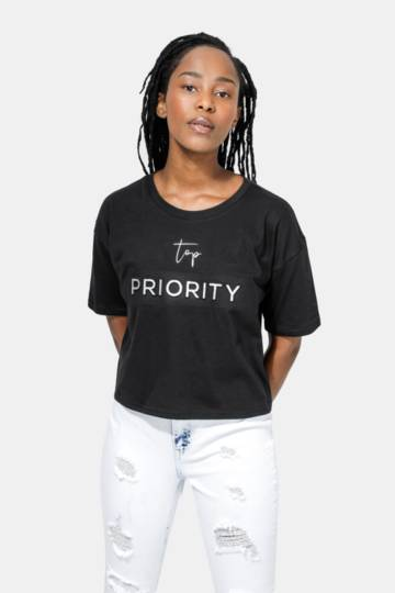 Statement Boxy T-shirt